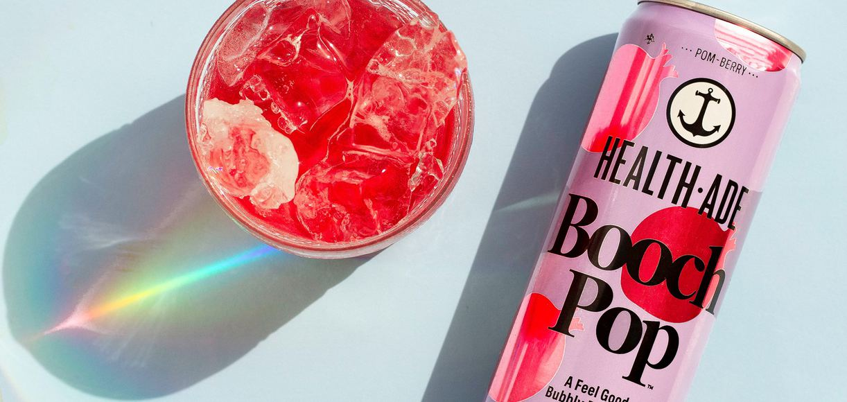 I Tasted Health-Ade's Booch Pop and Here's What You Should Know