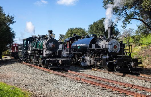 Exciting California Railroad Museums The Whole Family Will Love