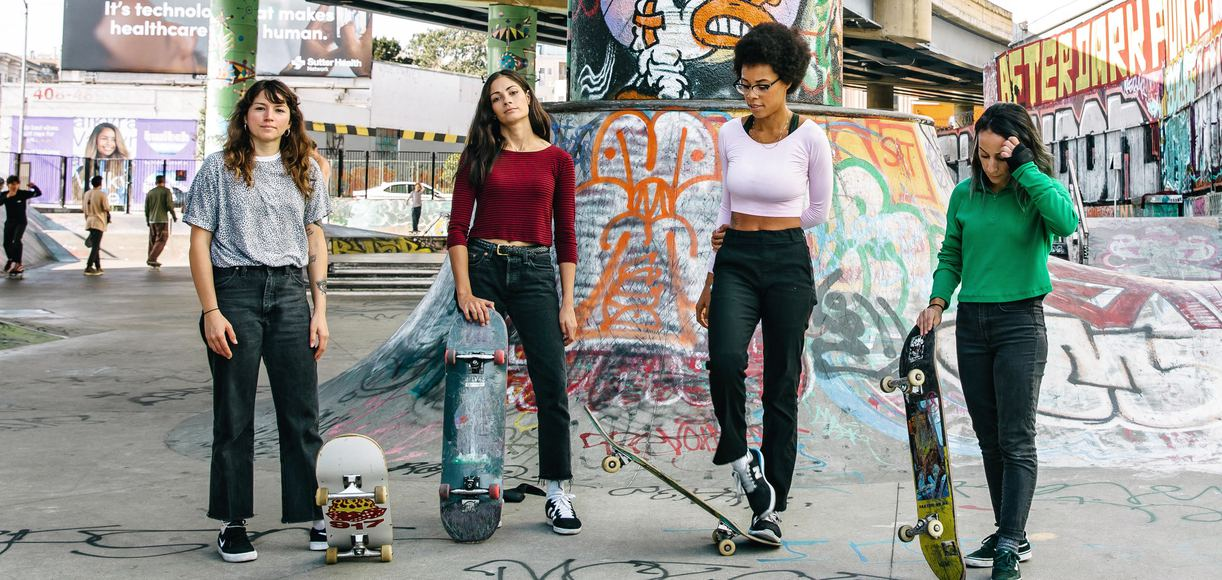 Californians In The Know: A Look at San Francisco's Female Skateboarding Crews