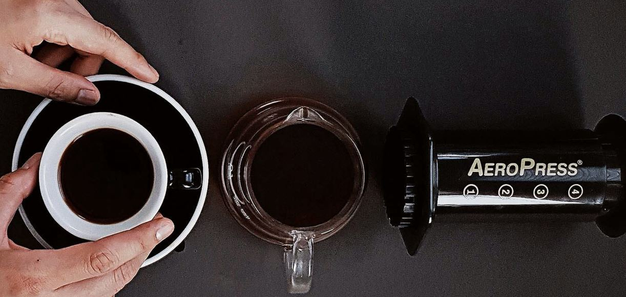 I Used the AeroPress and It Changed the Way I Think About Cold Brew Coffee
