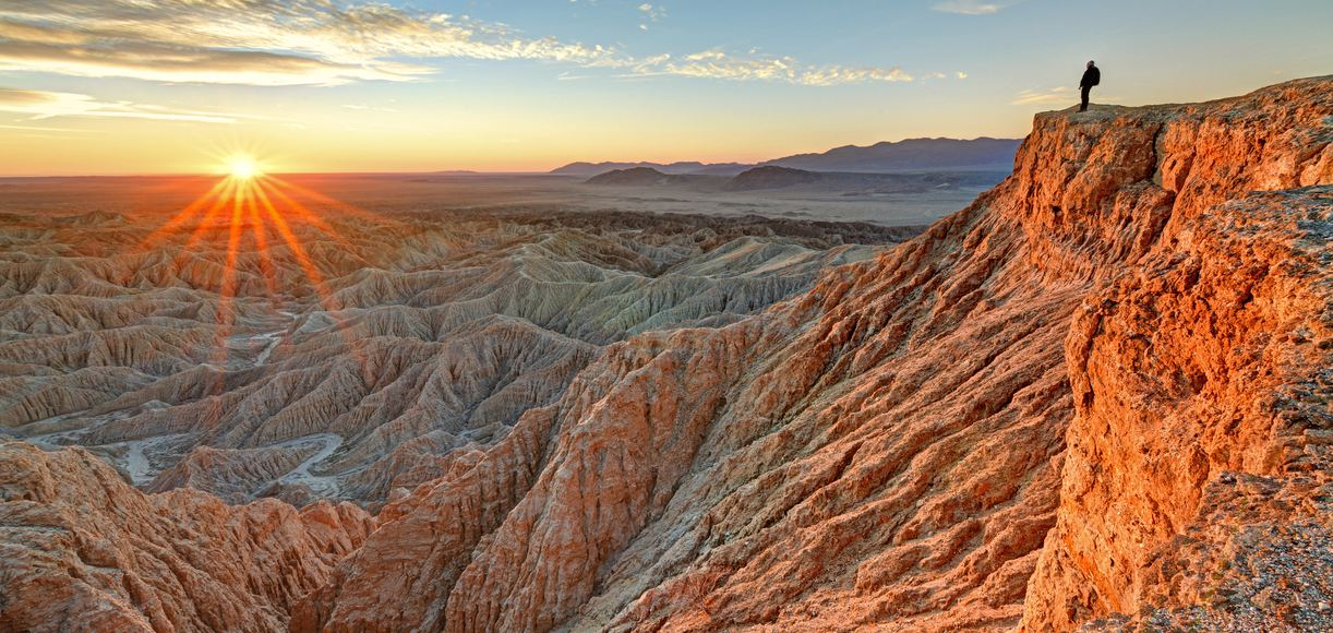 A Guide to Anza-Borrego Desert State Park