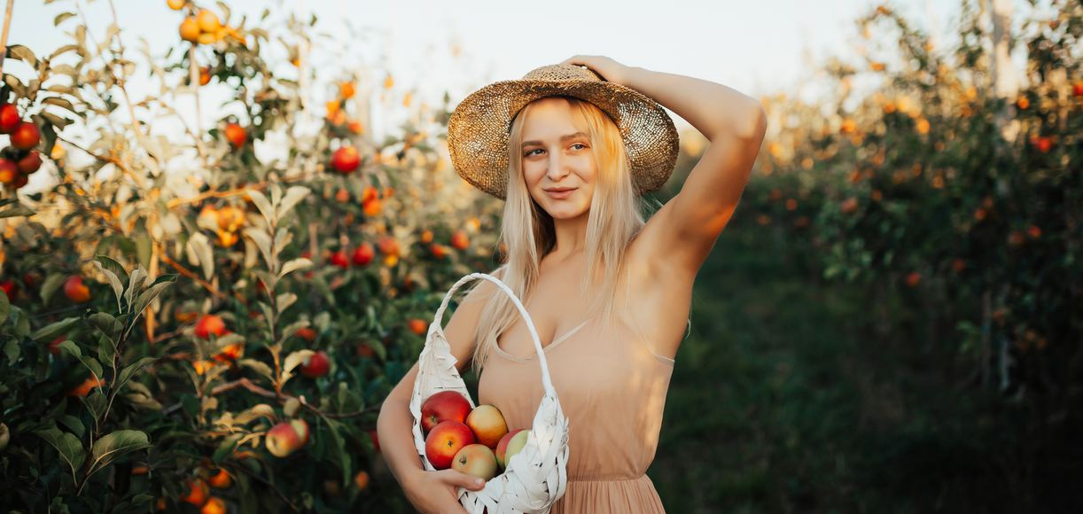 It's California Apple-Picking Season at These Stunning Orchards
