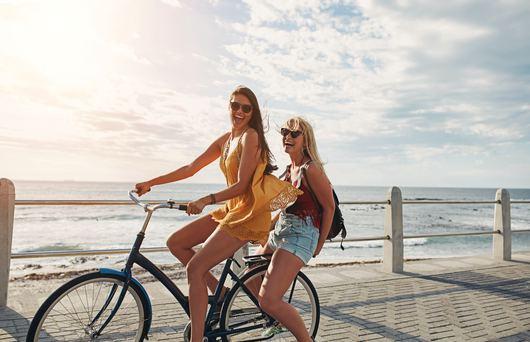 The Best Bike Trails in California