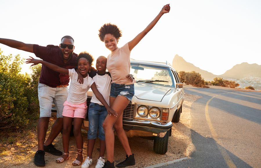 The Best Family Road Trips In Every Region of California