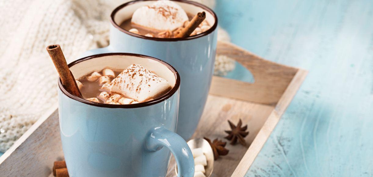 Hot Cocoa Recipes to Make at Home