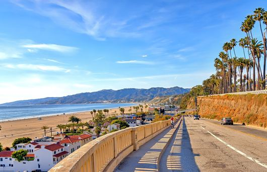 The Most Scenic L.A. Drives to Take This Weekend