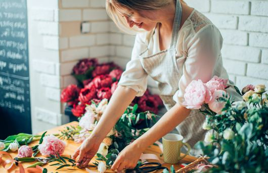 Brunch Bouquets and Chrysanthemum Crowns: The Florists in California to Check Out Now