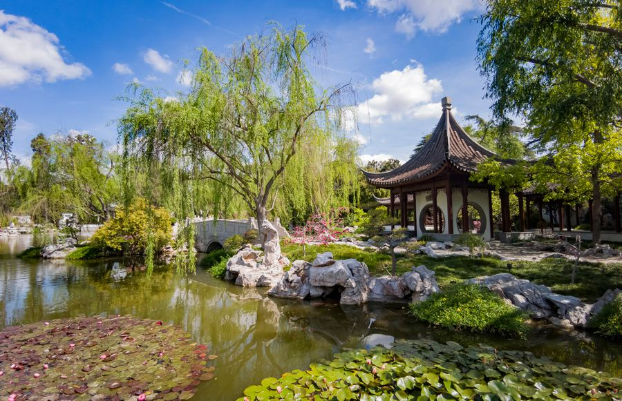 California Botanical Gardens That Are Too Beautiful To Miss