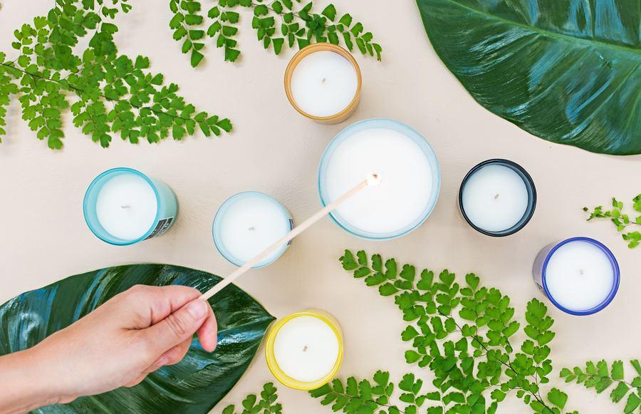 9 California-Based Candle Companies You'll Love