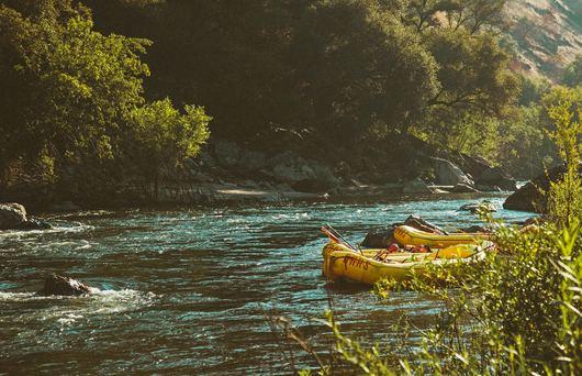 7 California River-Rafting Trips to Take Next