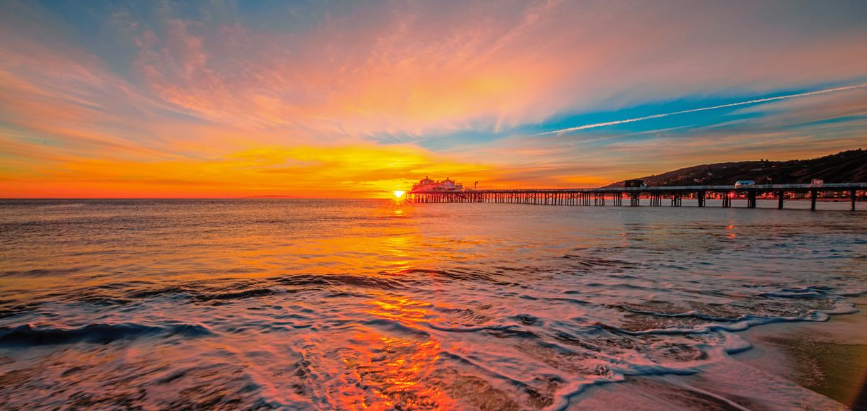 The Best Beaches to View the California Sunset