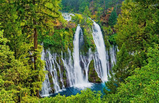 7 Breathtaking California Waterfalls