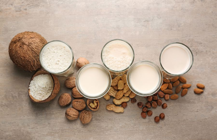 California's Plant-Based Milk Brands That'll Make You Ditch The Dairy