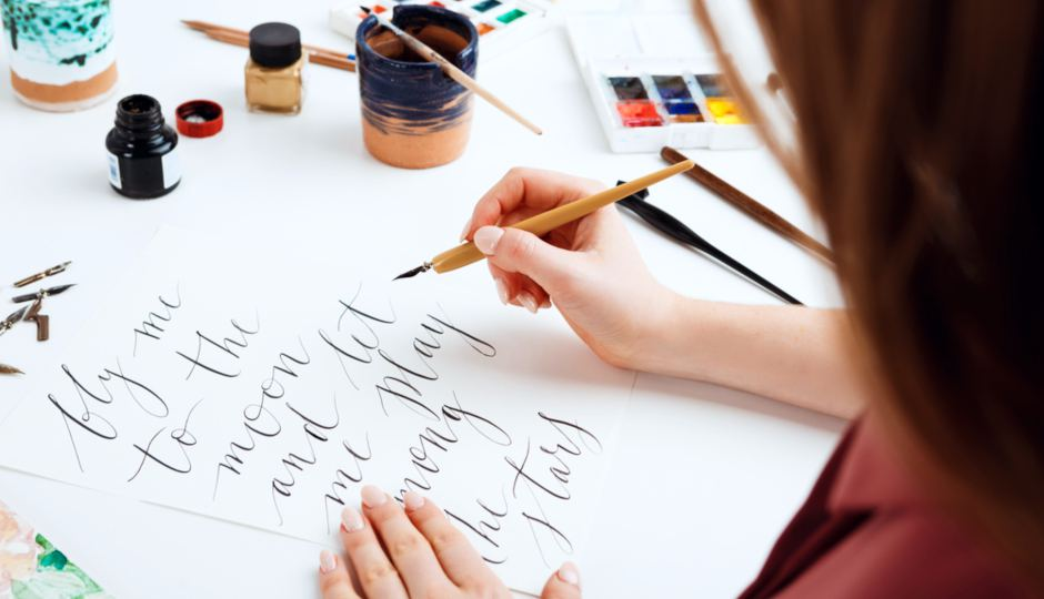 It Must Be a Sign: Why Calligraphy is Coming Back with a Vengeance