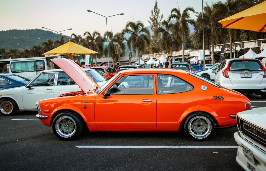 Coolest Car Shows in California To Check Out Now