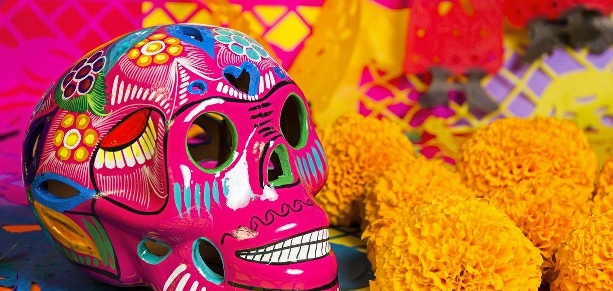 How to Celebrate Dia de Los Muertos at Home