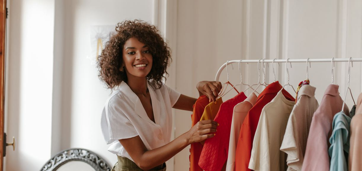 How to Clean Out Your Closet and Donate Unused Items
