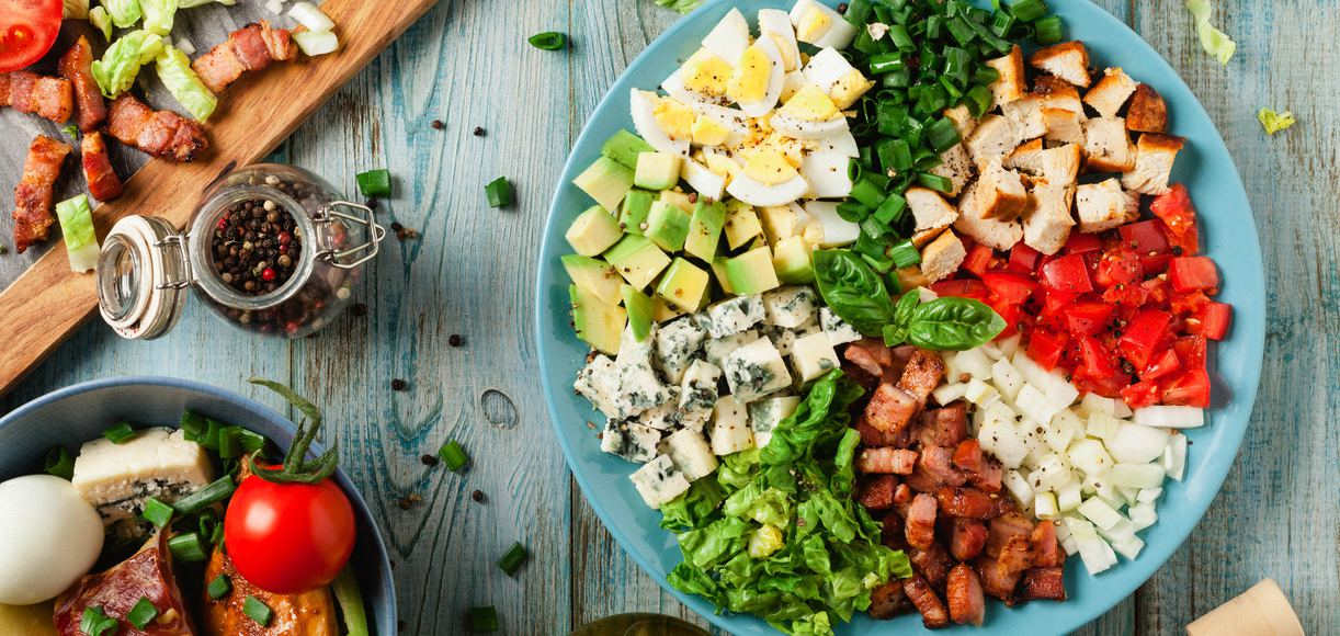 Everything You've Ever Wondered About The Cobb Salad