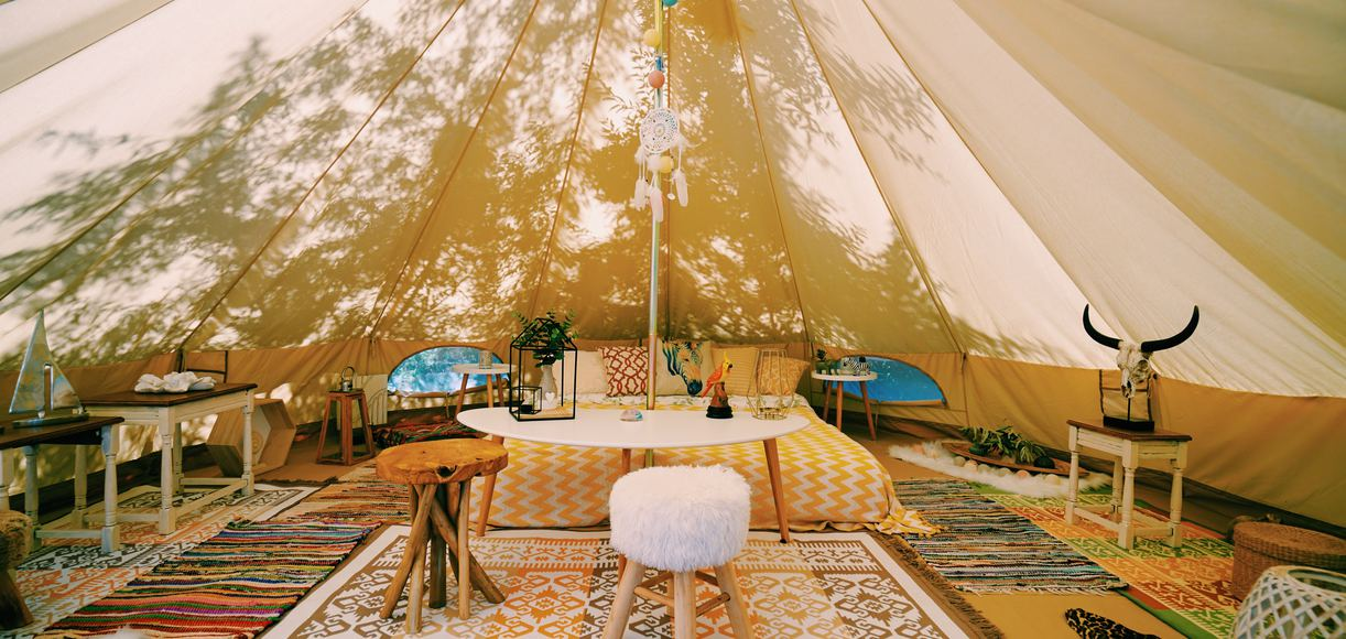 A Guide to Desert Glamping in California