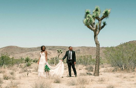 The Desert Wedding Venues Of Your Dreams