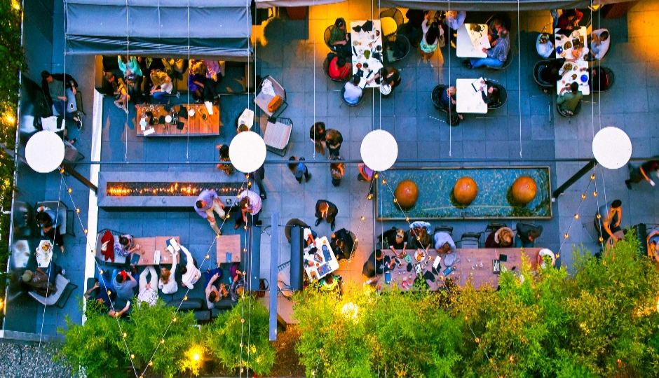 All the Way Up: 5 Spots for Rooftop Dining in San Francisco
