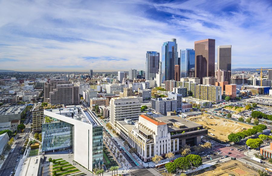 A Guide to Downtown L.A.'s Skyscrapers