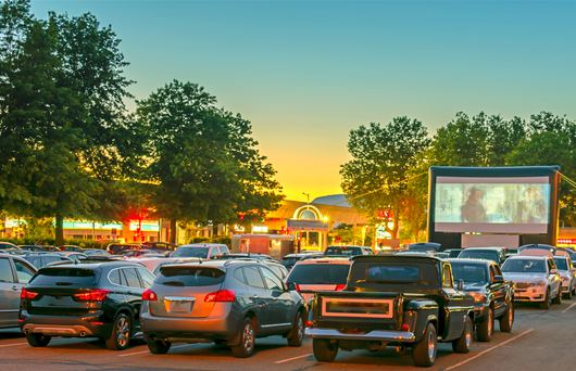 California Drive-In Movie Theaters You Need to See Yourself