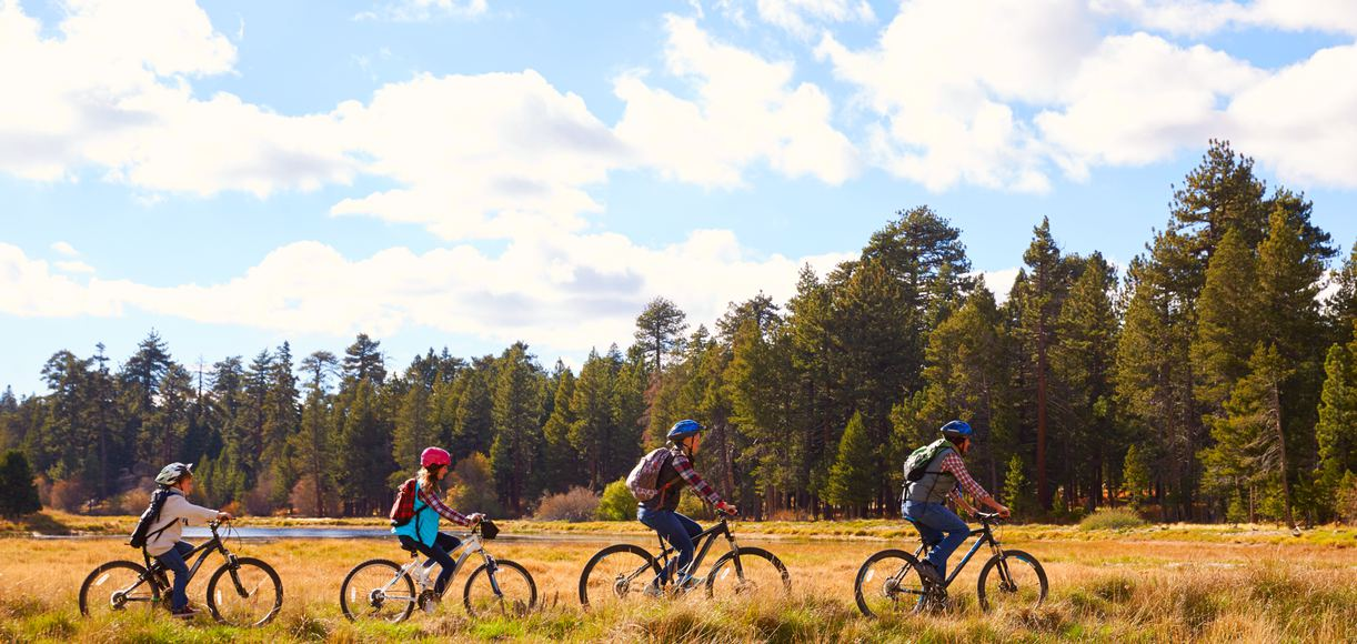 Blissful Bike Rides: The Best Cycling Trails in the East Bay