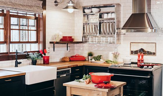 9 Easy Ways to Give Your Kitchen a Makeover