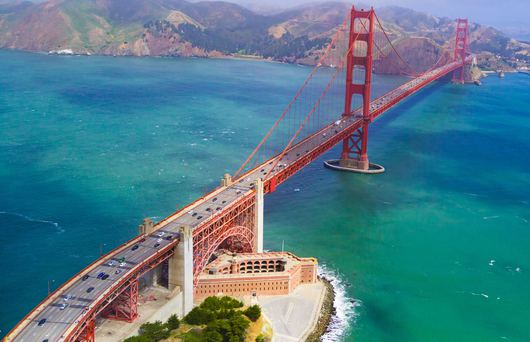 The Best Scenic Drives in the Bay Area