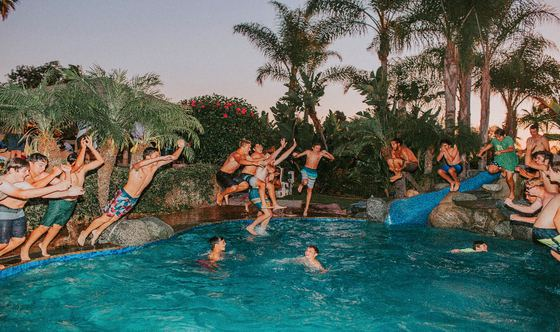 How to Throw The Ultimate End-of-Summer Party in California