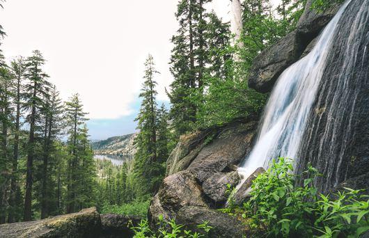 7 Waterfall Hikes in Lake Tahoe