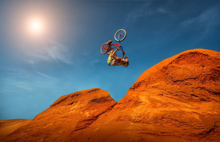 17 Extreme Outdoor Sports to Try in California