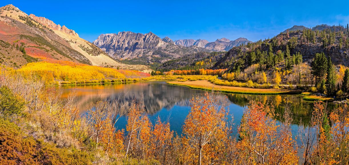 The Golden State's Best Fall Road Trips