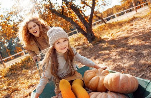 The Best Fall Vacations for Families