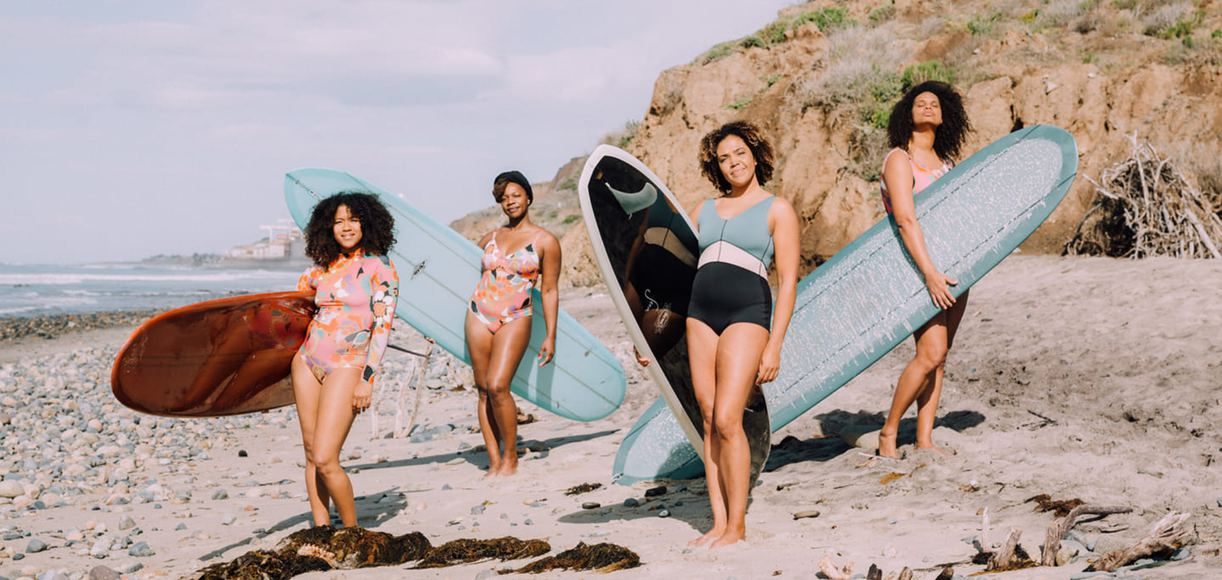 The Women Bringing More Diversity to California's Surf Scene
