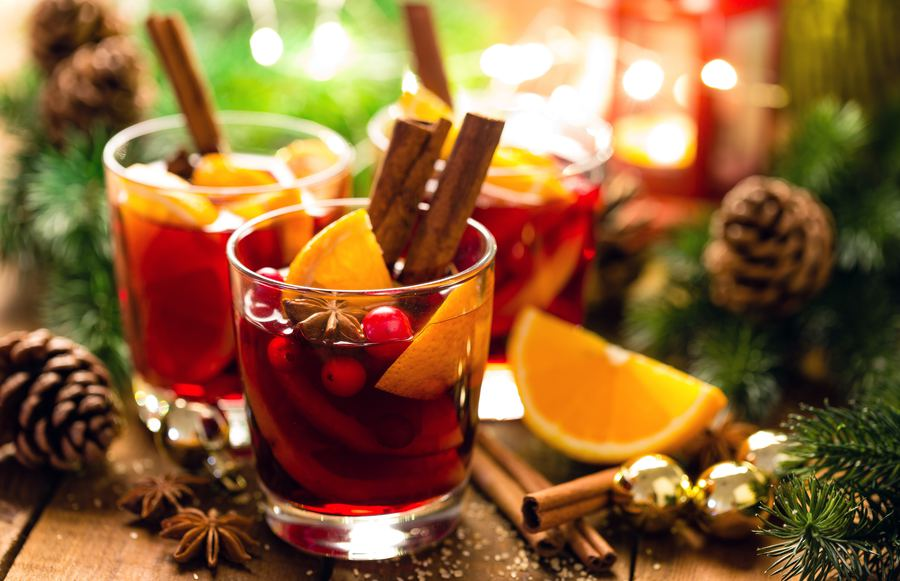 Festive Holiday Drinks to Sip This Season