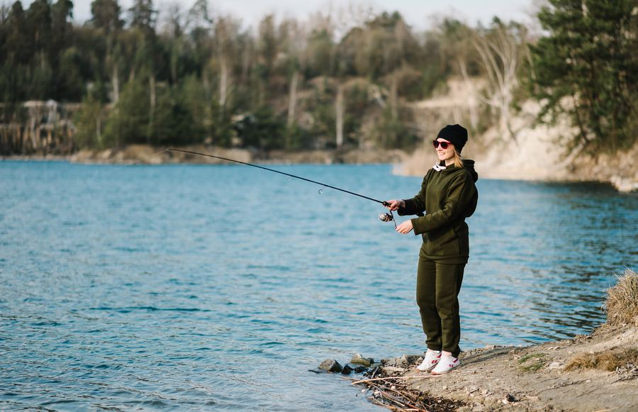 14 Great Places to Go Fishing in Northern California