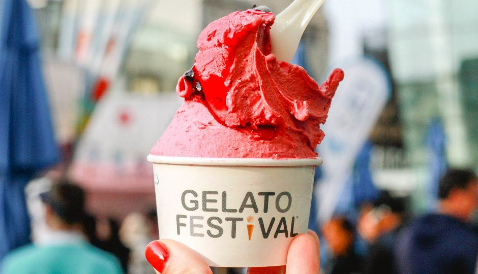 Scrumptious Scoops: Get Your Fill at the Gelato Festival