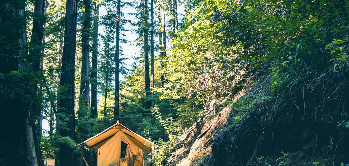 Time to Get Away: The Appeal of Glamping in The Golden State