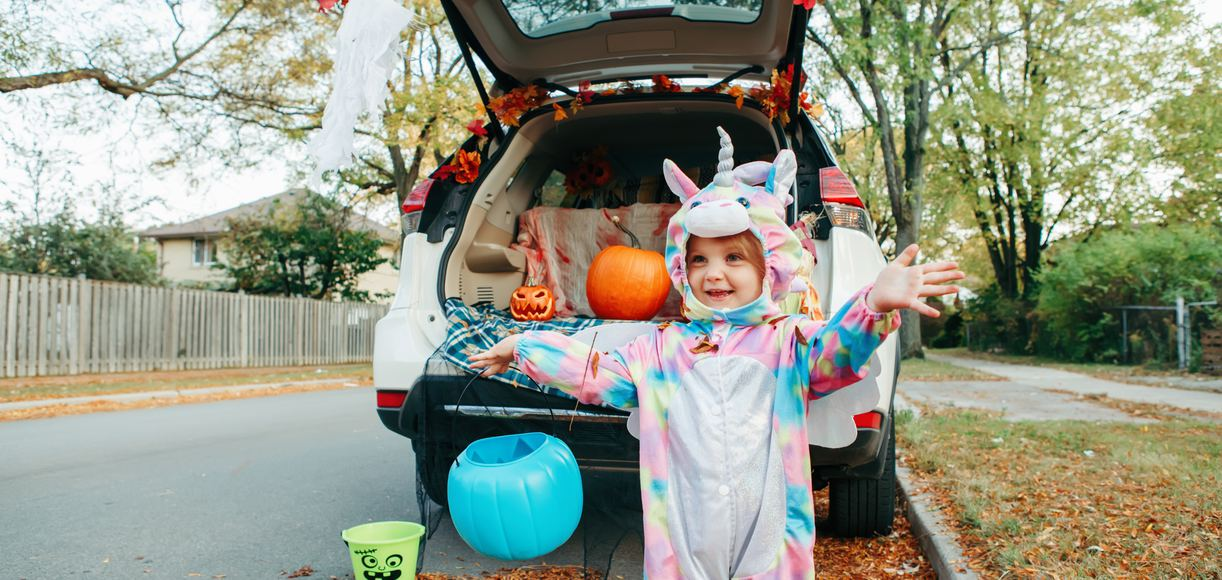 The Best California Theme Parks to Celebrate Halloween