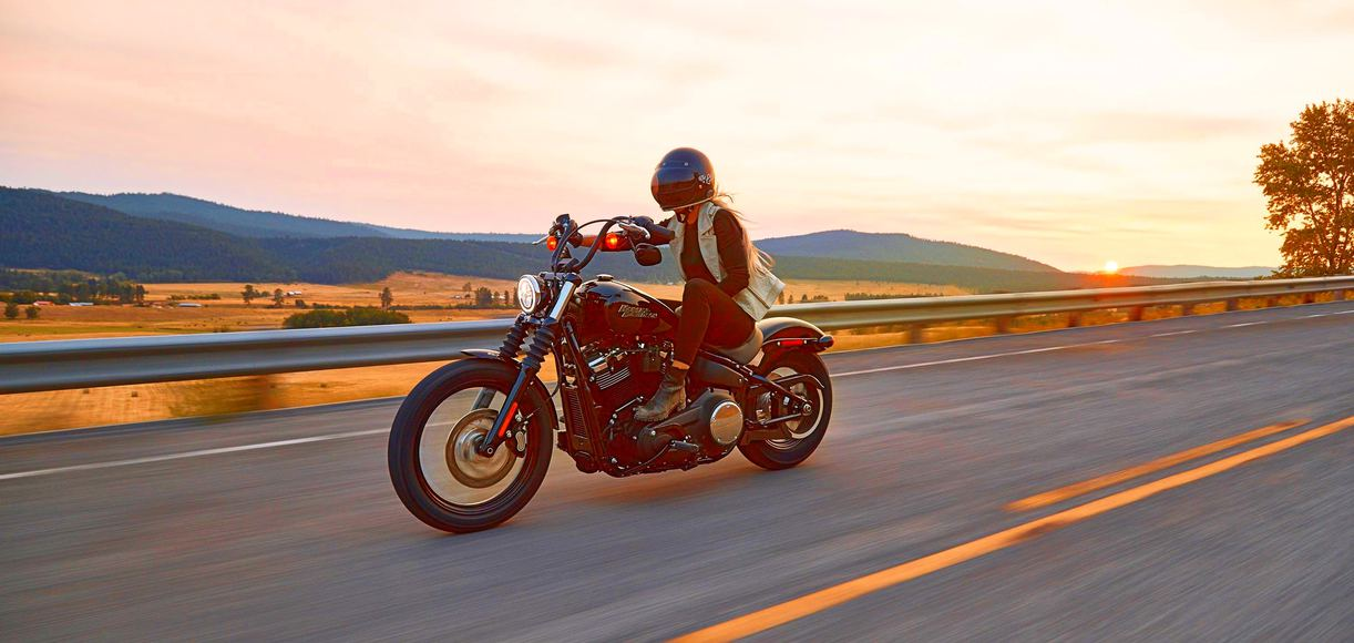 The San Diego Motorcycle Ride This Realtor Wants You to Check Out