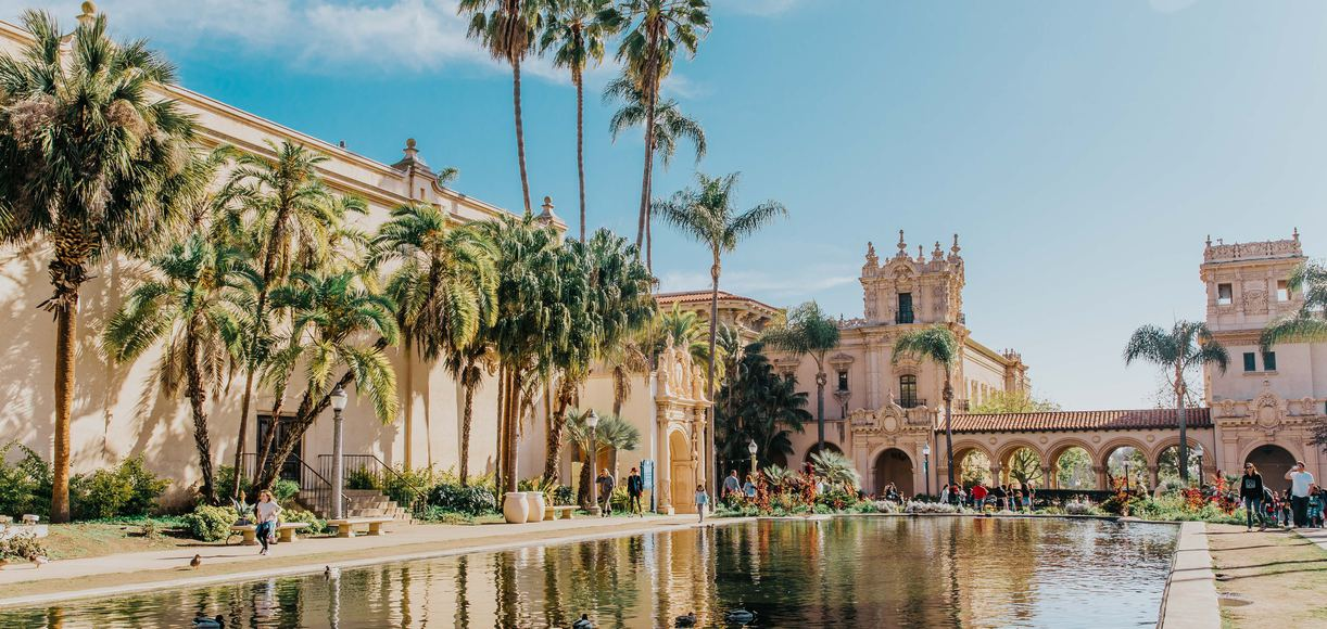 California Spotlight: Balboa Park
