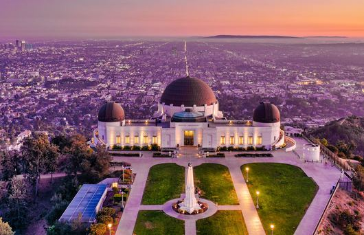 Where to See California's Coolest Architecture