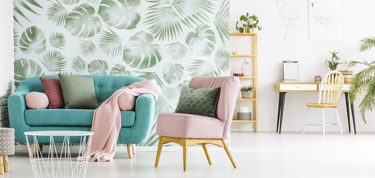 California Cool The Modern Wallpaper Designs You Ll Want In Your Home