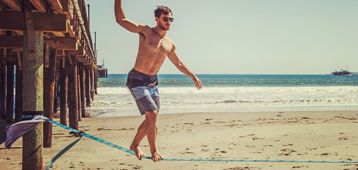 A Guide to Slacklining in California