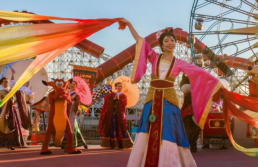 Gong Xi Fa Cai! 5 Reasons to Experience Disney's Lunar New Year Celebration