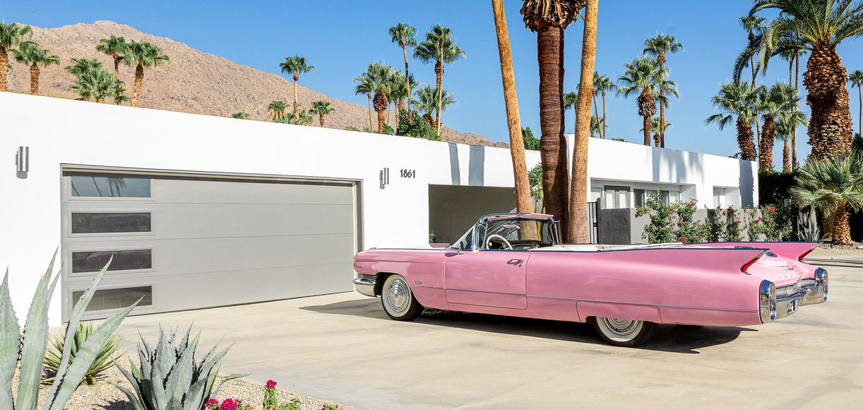 Why Modernism Week Is the Hottest Event in Palm Springs