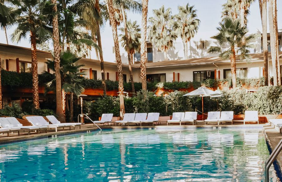 SoCal's Top-Rated Hotels for the Rich and Famous