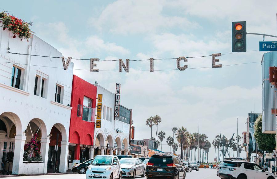 California Coastal Spotlight: Venice Beach